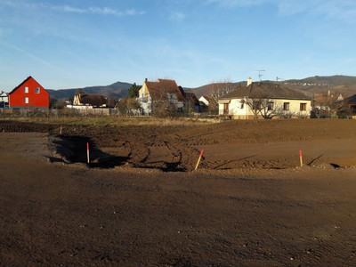 Terrain à bâtir, 454 m²
