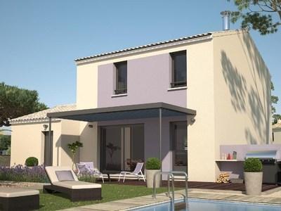 Maison neuve, 94 m²