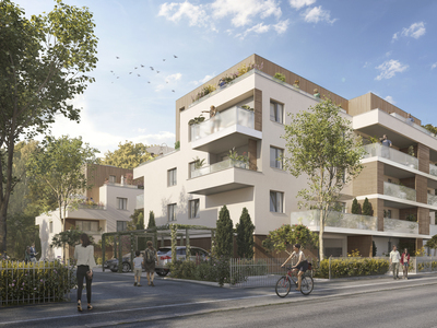 Appartement neuf, 108 m²
