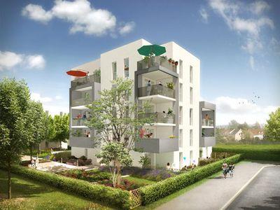 Appartement neuf, 63 m²