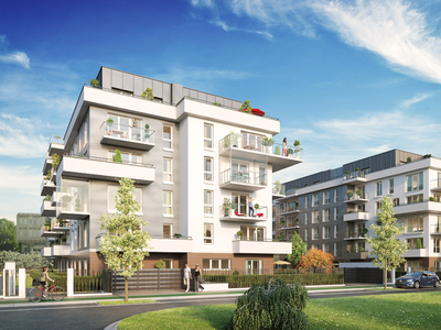 Appartement neuf, 64,8 m²