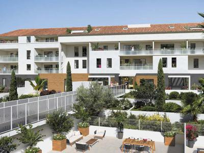 Appartement neuf, 49,9 m²