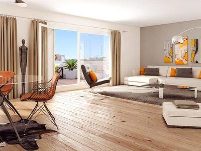 Appartement neuf, 40,4 m²