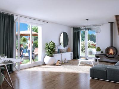 Maison neuve, 82,58 m²