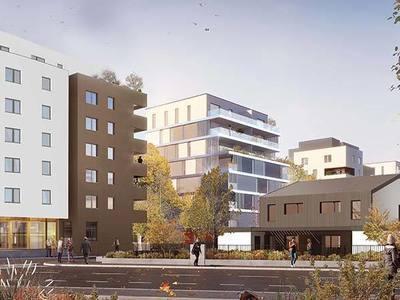 Appartement neuf, 40,94 m²