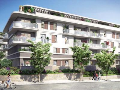 Appartement neuf, 42,3 m²