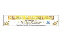 DEMEURES ET TERRAINS D'AZUR - Mougins