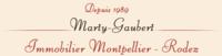 Marty Gaubert Immobilier