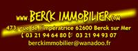 BERCK IMMOBILIER