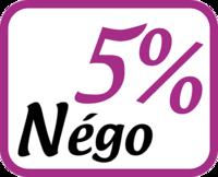 5% NEGO