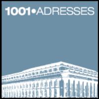 1001 ADRESSES