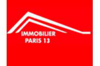 IMMOBILIER PARIS 13