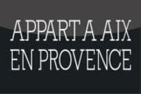 APPART A AIX EN PROVENCE