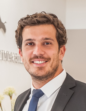 Benjamin Salah, Bouse de l'Immobilier
